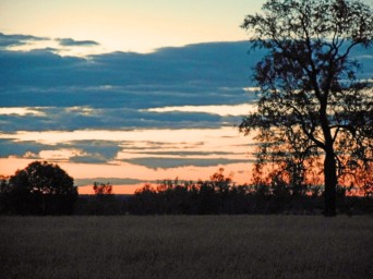 Wandoan Sunset