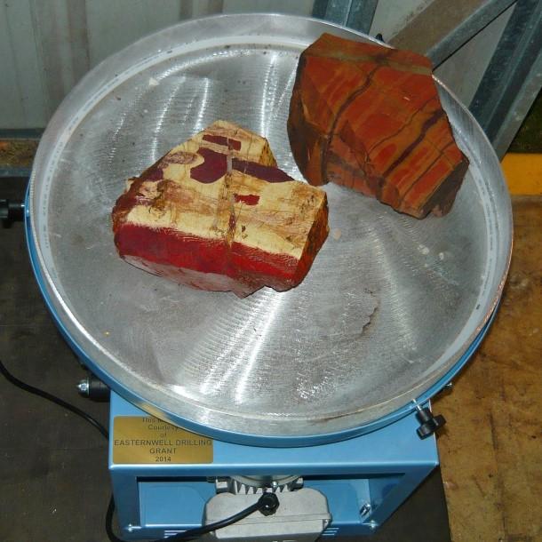 Oscillating Flat Lap